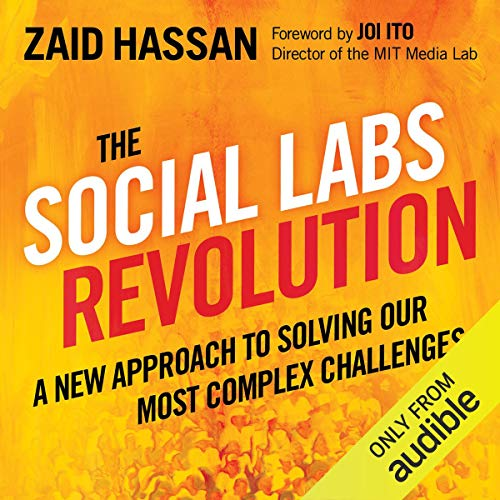 The Social Labs Revolution cover art