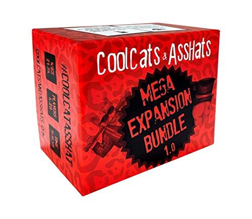 CoolCats & AssHats Mega Expansion