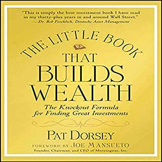 The Little Book That Builds Wealth cover art