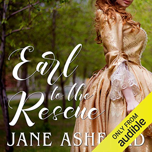 Earl to the Rescue audiobook cover art