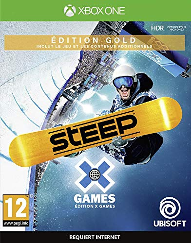Steep : X Games - Edition Gold [Edizione: Francia]