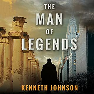 Couverture de The Man of Legends