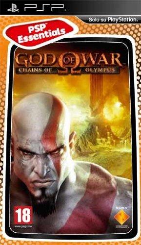 Essentials God Of War: Chains Of Olympus [Importación italiana]