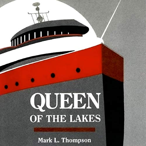 Queen of the Lakes (Great Lakes Books Series) audiobook cover art