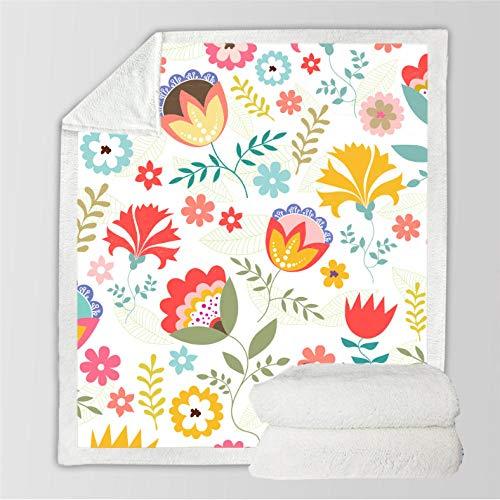 Pmhhc zonnebloemen, zacht, flanel, solide deken, voor sofa/bed, deken, personaliseerbaar, knutselen