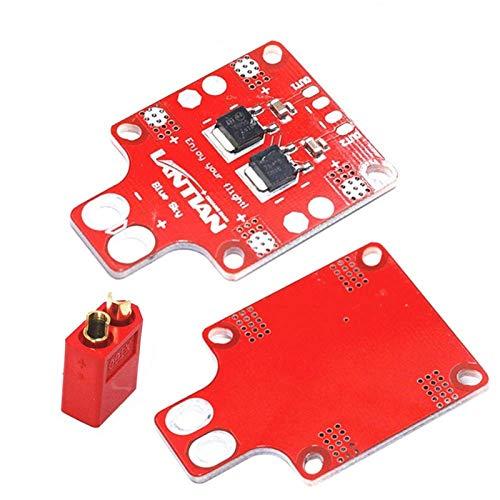 ZHITING CC3D / F3 PDB Power Hub Scheda di distribuzione dell'alimentazione 12V / 5V BEC XT60 Spina per QAV250 210 F3 / CC3D FC per RC FPV Multicopter Drone