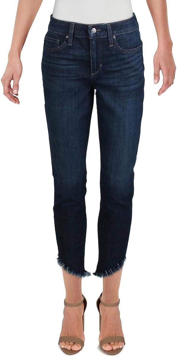 Joe's Jeans Womens Mid-Rise Ankle Skinny Jeans
