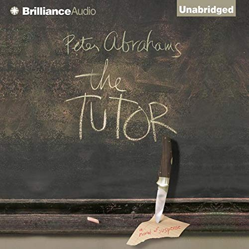 The Tutor audiobook cover art