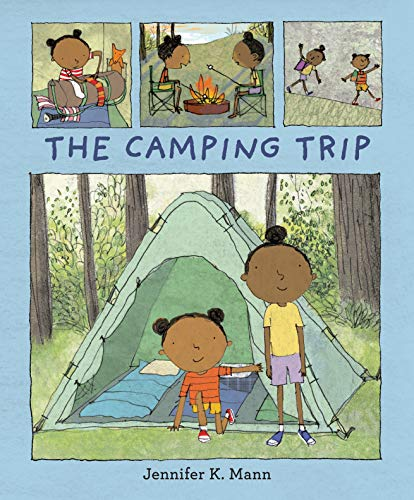 Compare Textbook Prices for The Camping Trip Illustrated Edition ISBN 9781536207361 by Mann, Jennifer K.,Mann, Jennifer K.