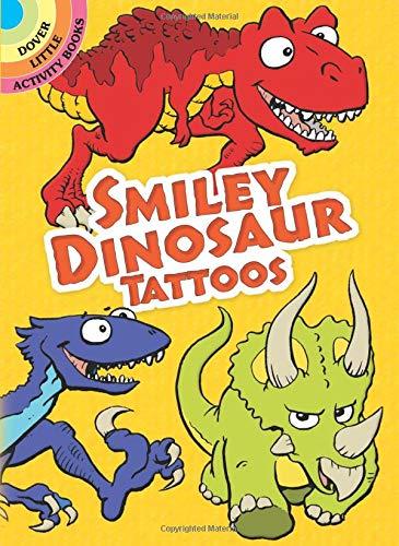 SMILEY DINOSAUR TATTOOS (Dover Tattoos)
