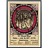 ZzSTX Heavy Metal Kiss Rock Band Carteles De Lona Impresiones Equipo De Música Estrella Clásica Pintura Decorativa Póster Cuadro De Pared50X70Cm Sin Marco