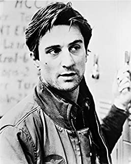 Robert De Niro As Travis Bickle In Taxi Driver In Jacket 16x20 Canvas Giclee