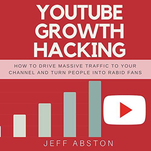 Youtube Growth Hacking audiobook cover art