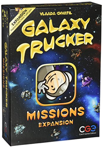 Galaxy Trucker Missions Expansion (Toy)