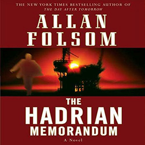 The Hadrian Memorandum audiobook cover art
