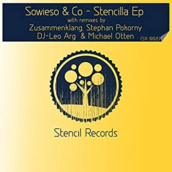 Stencilla EP