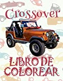 Crossover Libro de Colorear: ✌ C...