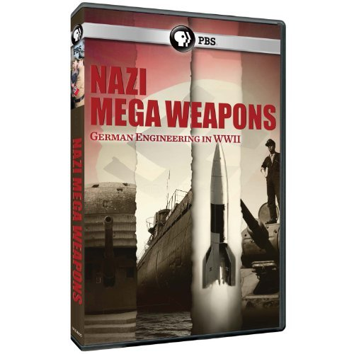 Nazi Mega Weapons: German Engineering in WW2 by .