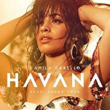 by COOLEST Camila Cabello Havana Album Cover 12 x 12 inch Poster Rolled