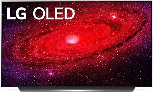 LG CX-series 4K UHD OLED TV (48-inch class, model OLED48CXPUB)
