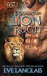 Quand un Lion Rugit par Langlais