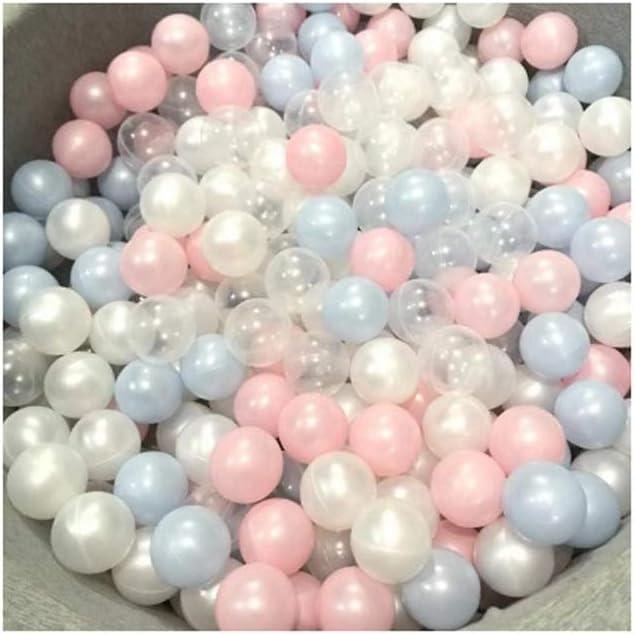 LINRUI-ZhaLan Department store Pearly Premium Ocean Crystal Colorful Plastic Ball Product