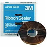 3M Windo-Weld Round Ribbon Sealer, 08621, 5/16 in x 15 ft Roll