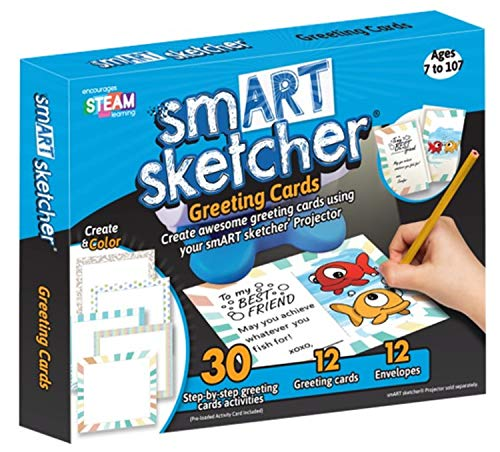 smART sketcher – Greeting Card Set