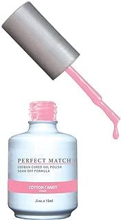 LECHAT Perfect Match Nail Polish, Cotton Candy, 0.500 Ounce
