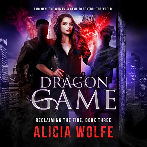 Dragon Game (A New Adult Fantasy Novel) cover art