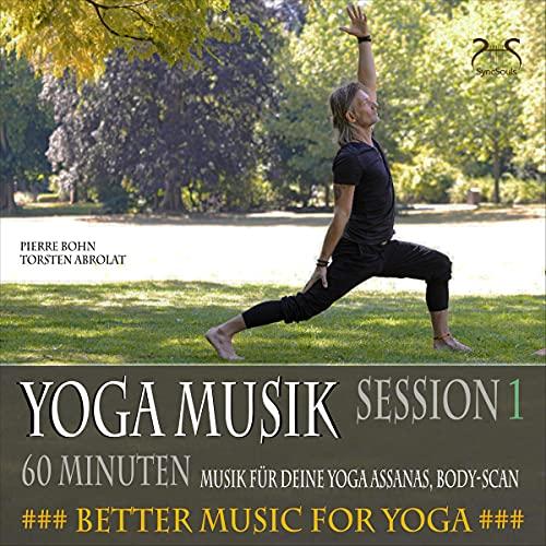Yoga Musik, 60 Minuten Musik für deine Yoga Asanas, Body-Scan 1 Titelbild