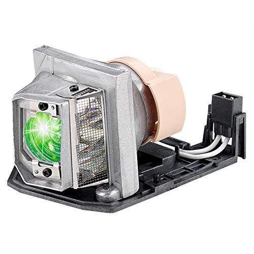 CXOAISMNMDS Lámpara de proyector de reemplazo con alojamiento SP.8mq01gc01 / bl-fp230j Fit para Optoma HD20 HD20-LV HD200X HD21 HD23 Proyectores Reemplazo de la Bombilla del proyector