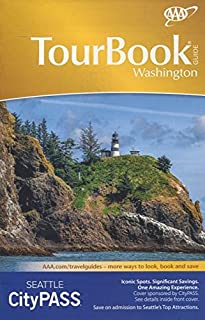 TOURBOOK: WASHINGTON (STATE) 2018/AAA/EVERYTHING ABOUT EVERYTHING!/ILLUSTRATED+++++