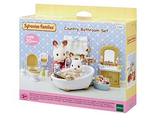 Sylvanian Families - 5286 - Set Baño Country