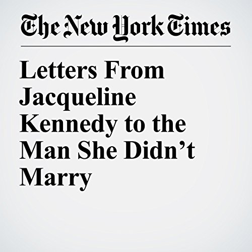 Letters From Jacqueline Kennedy to the Man She Didn't Marry copertina