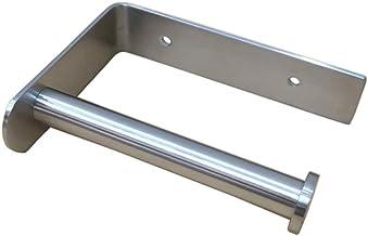 Homovater 304 roestvrij staal toiletrolhouder lavendel toiletpapier houder tissue rolhouder muur gemonteerd, geborsteld af...