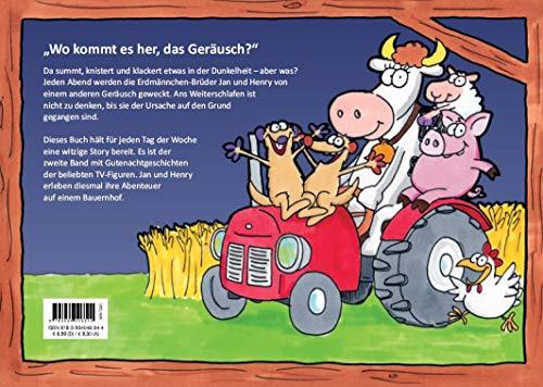 51WmogfsV8L - Jan & Henry - Auf dem Bauernhof (Jan & Henry / Gutenachtgeschichten)
