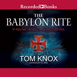 The Babylon Rite audiobook cover art