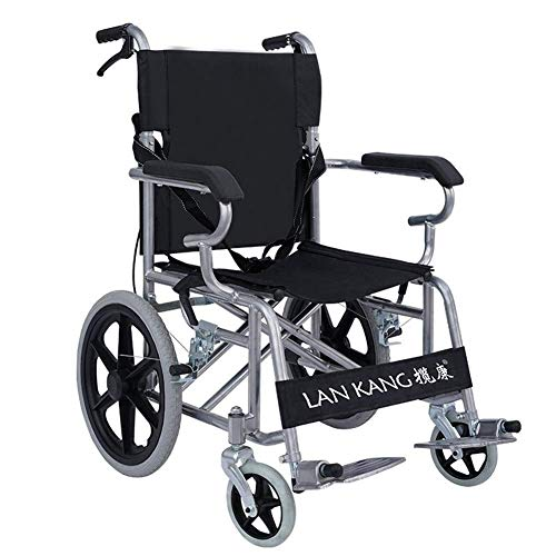 Best Price GBX Wheelchairs,Rehabilitation Chairs,Lightweight Transport Wheelchair, Folding Steel Whe...