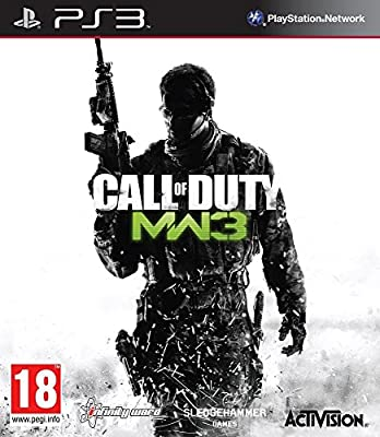 ACTIVISION Call of Duty Modern Warfare 3 [PS3]