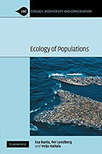 Ecology of Populations (Ecology, Biodiversity and Conservation)