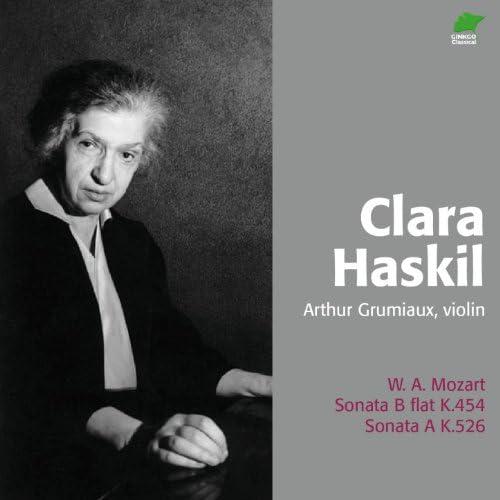 Clara Haskil & Arthur Grumiaux