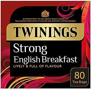 Twinings 1706 Starken Frühstückstee 80 Pro Packung