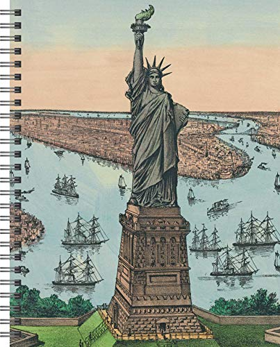 New York in Art 2021 Engagement Book Calendar