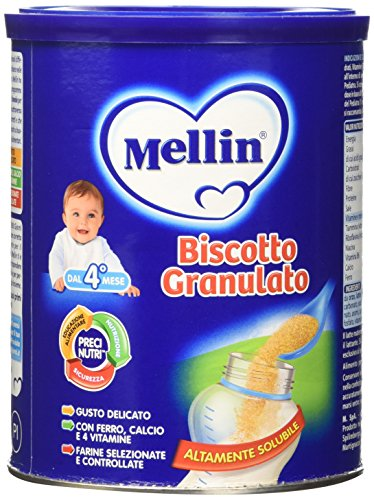 Mellin Biscotto granulato 400 g