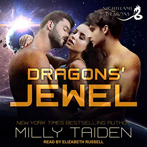 Dragons' Jewel Audiobook By Milly Taiden cover art
