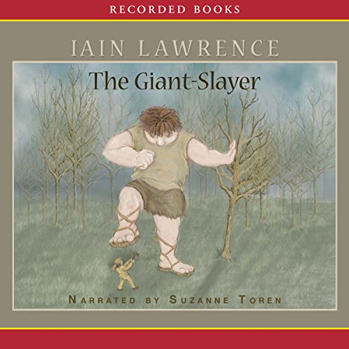 The Giant-Slayer audiobook cover art