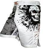 Tigon Sports Pro Fight Gear - Pantalones cortos para deportes de lucha y artes marciales...