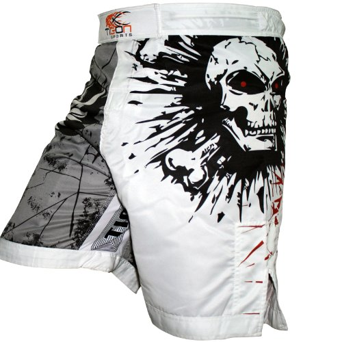 Pro Fight Gear MMA, UFC MMA Grappling Fusion Stretch, Training Shorts (XX-Large)