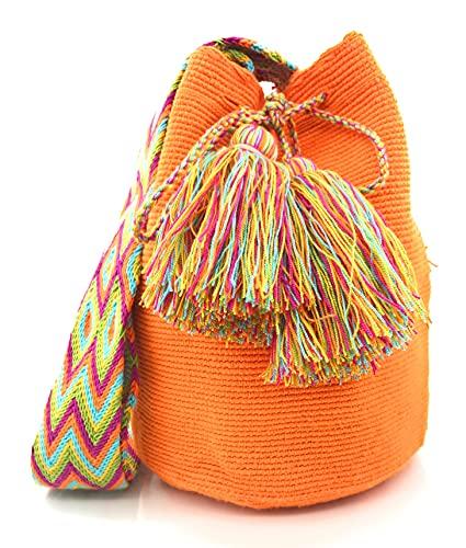 COLOMBIAN STYLE Bolsos Colombianos Artesanales, mochilas Wayuu, tanto para mujer como para...